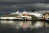Nordnorge docked in Ålesund