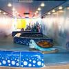 Kids Splash Area on the Pool Deck on the Norwegian Epic 12/08/13