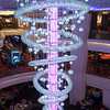 Atrium Area above Taste on the Norwegian Epic 12/07/2013