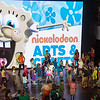Nickelodeon Arts & Crafts in the Atrium on Deck 5 on the Norwegian Epic 12/08/13