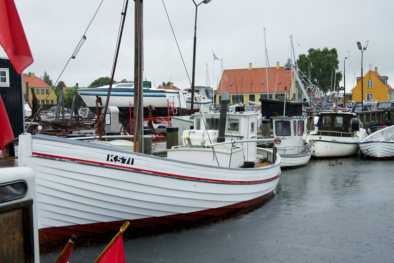 K571 fishing vessel that was used to take Jews out of Denmark to Sweden