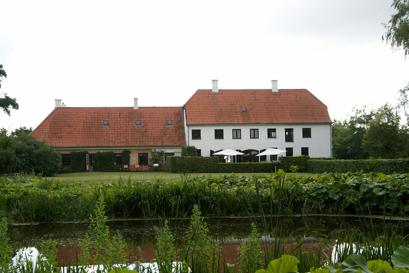 The home of Karen Blixen    now a museum