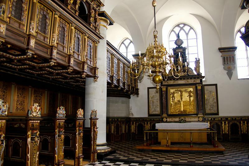 Chapel at Kronborg