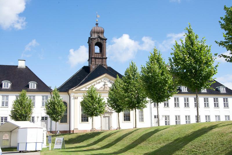 Fredensborg Chapel