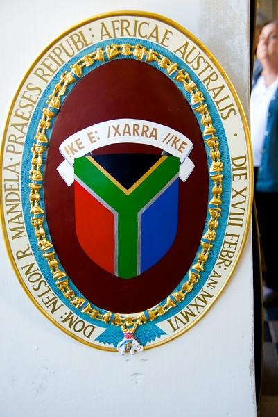 Nelson Mandela's Order of The Elephant