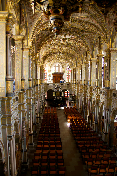 Second Look at Fredriksborg Chapel