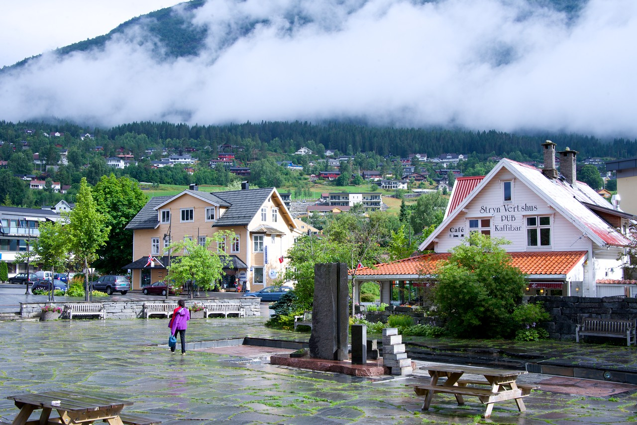 Stryn City Square