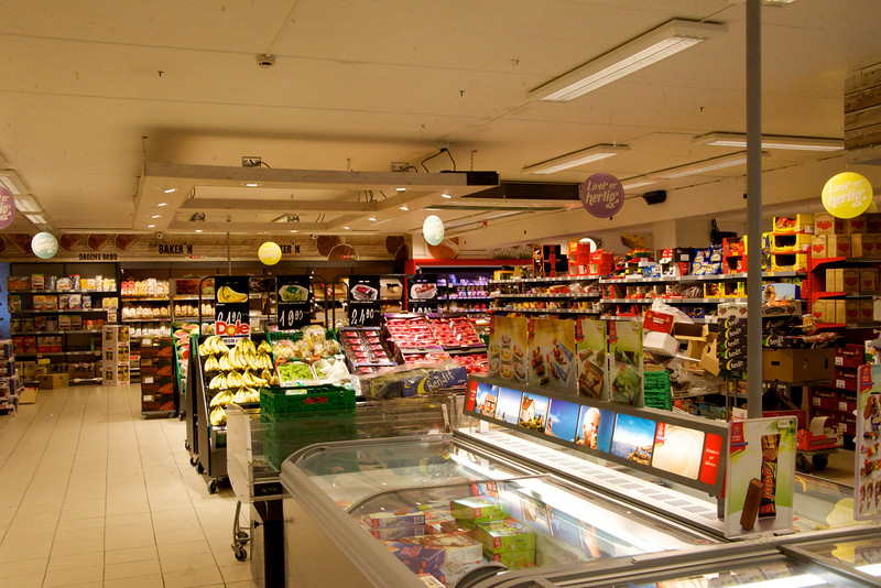Grocery Store in Hornindal