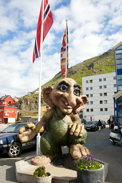 Troll at Every Port in Norway