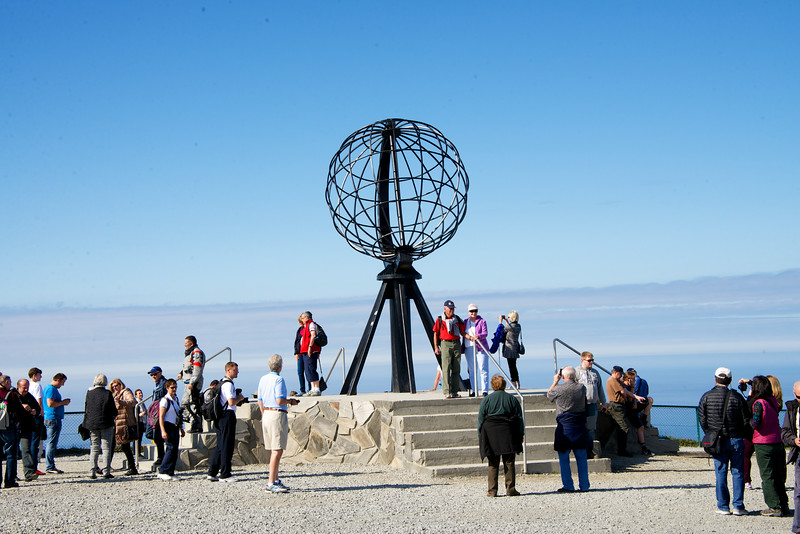 "In 1533 ""Nordkapp""-North Cape was named by Captain Richard Chancellor, English Captain of the Edward Bonaventure"