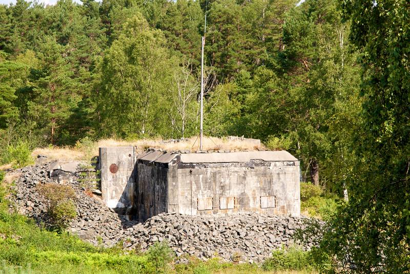 A Smaller bunker