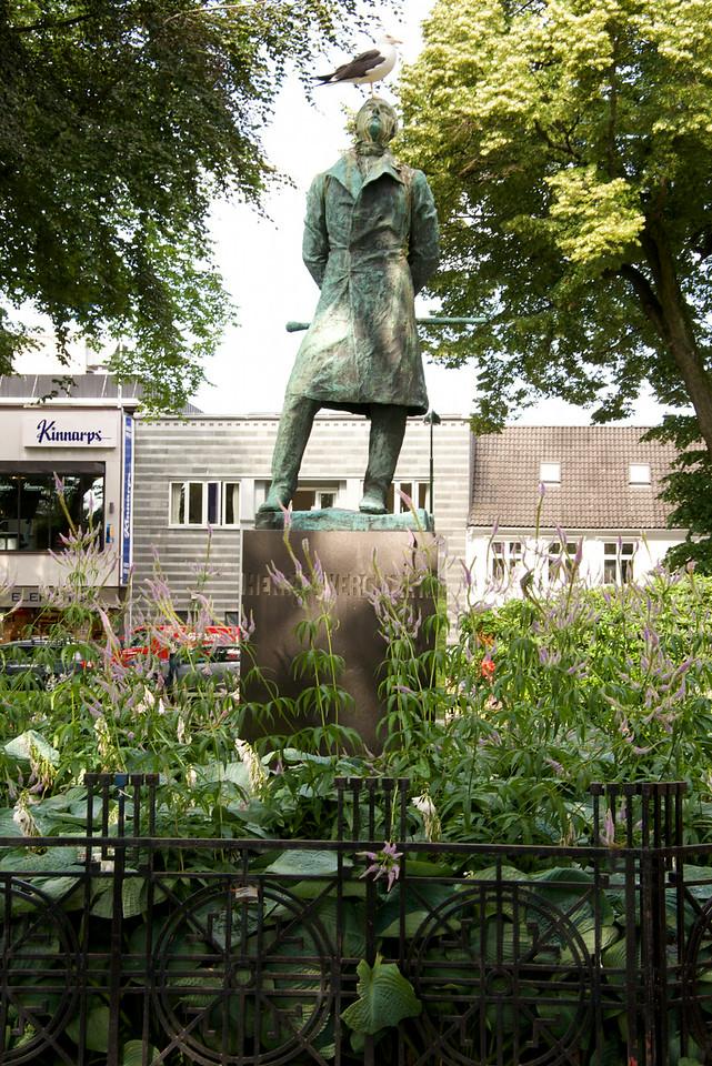 Henrik Arnold Thaulow Wergeland was a Norwegian writer