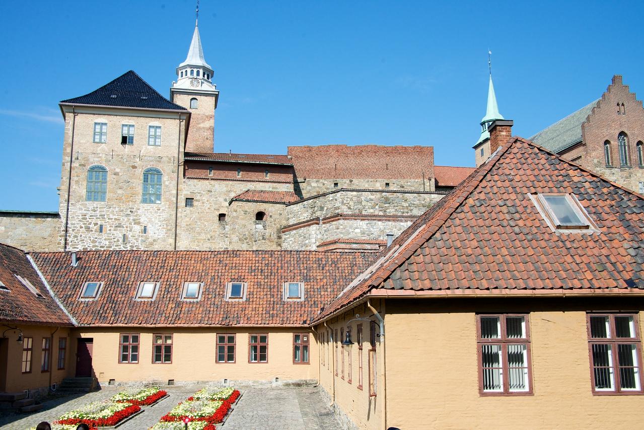 Akershus Castle-Fortress