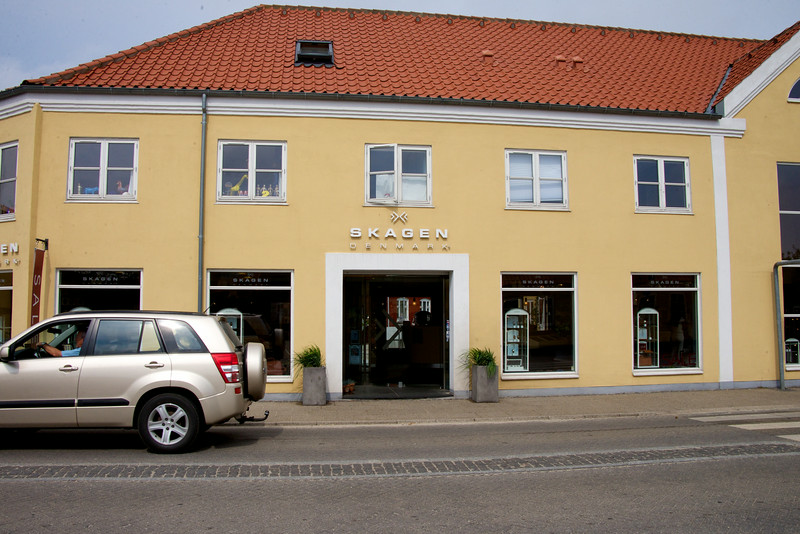 Skagen Watch store