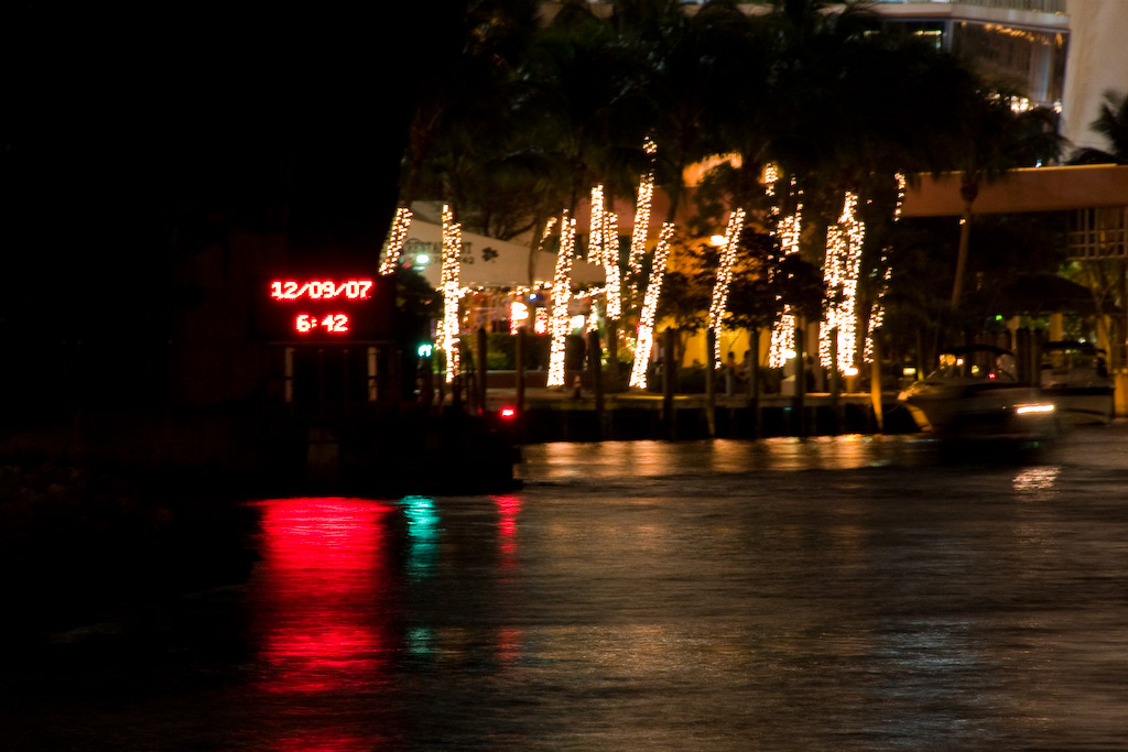 Count down to Christmas on the Riverwalk.