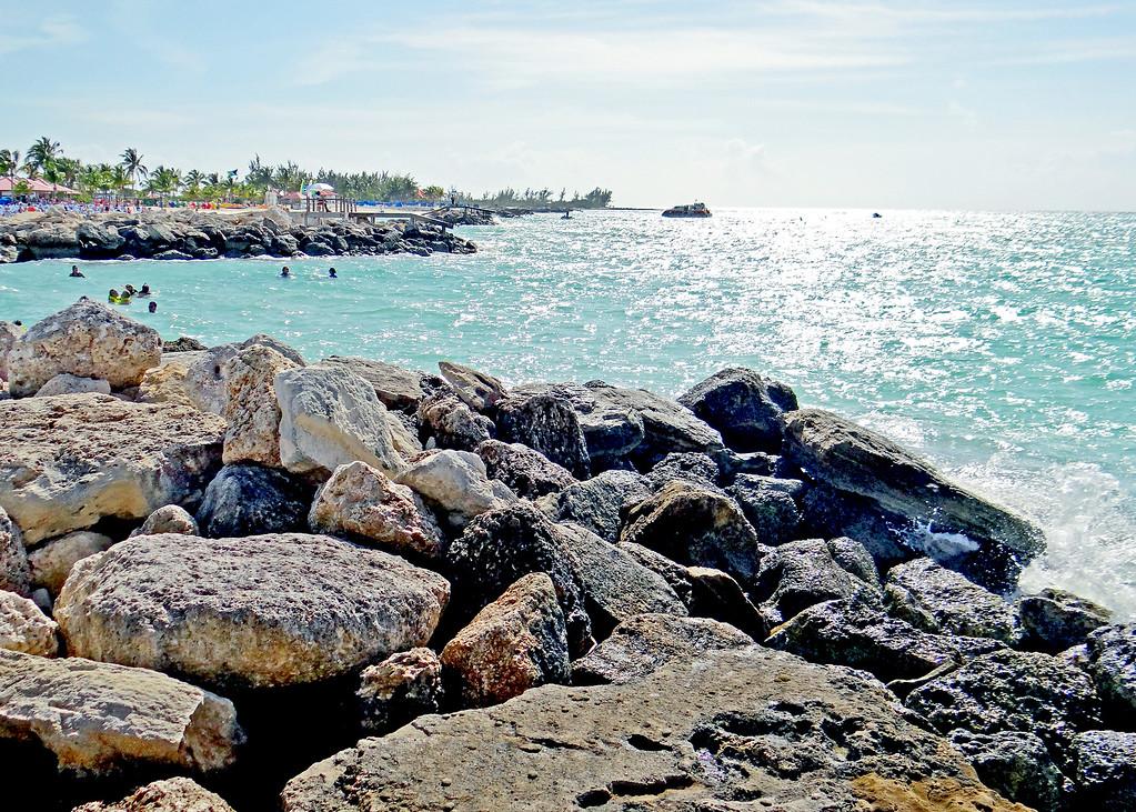 1/14/14 - A day at Princess Cay.