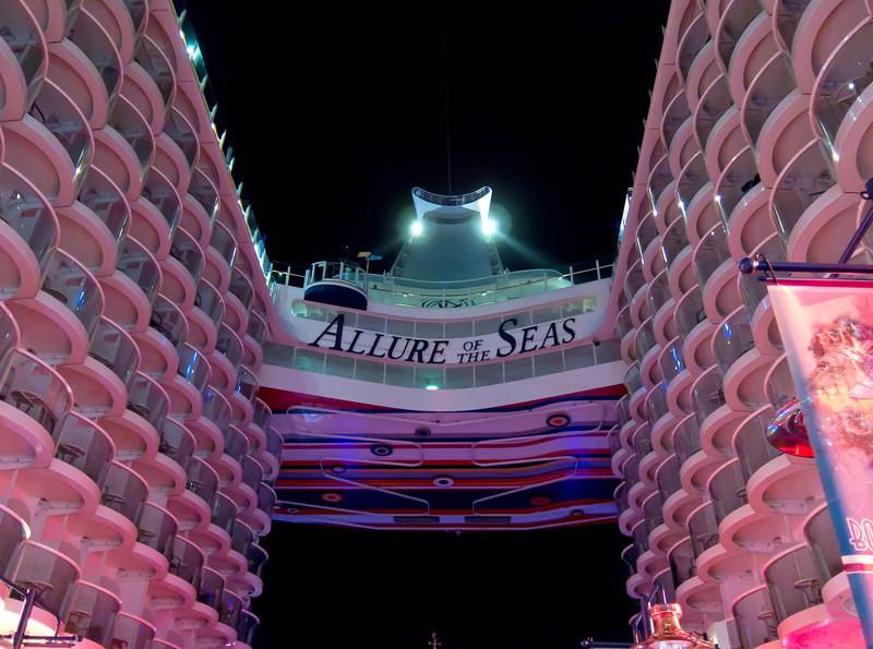 Allure of the Seas 03/02/12