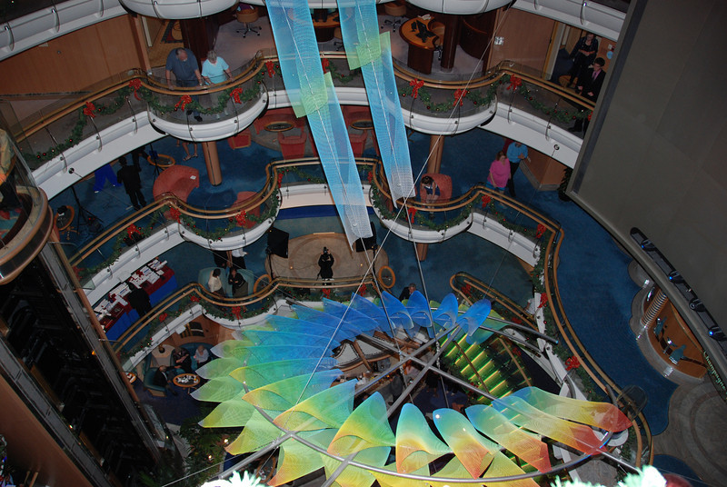 Serenade of the Seas 11/23/06 Southern Caribbean Cruise from San Juan