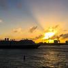 Sailaway from Port Everglades - Ft Lauderdale, FL.<br /> 4 Dec 2014