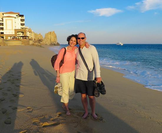 Sunset beach walk - Cabo San Lucas