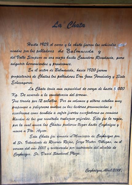 La Chata, The Wagon2011-01-0715-44-47
