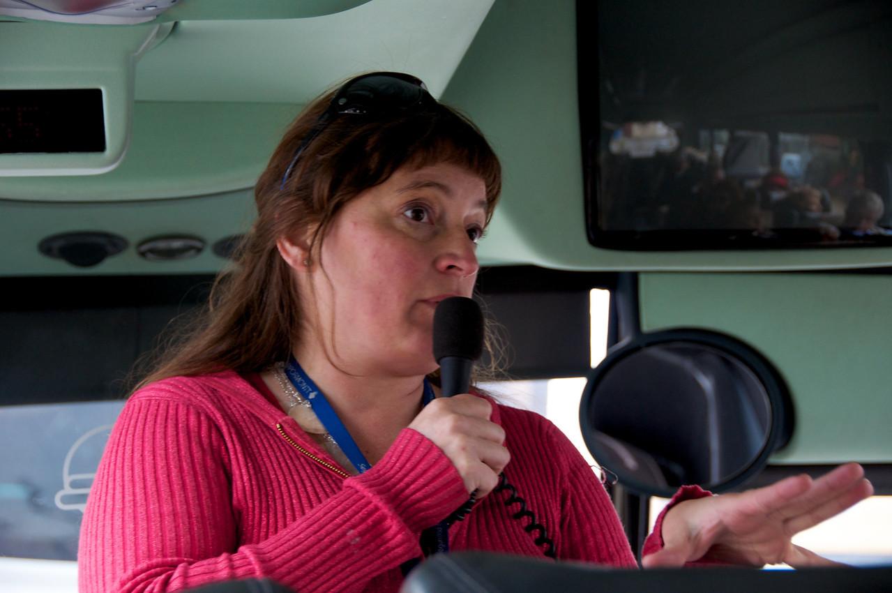 Karen, our Guide2011-01-0520-50-39