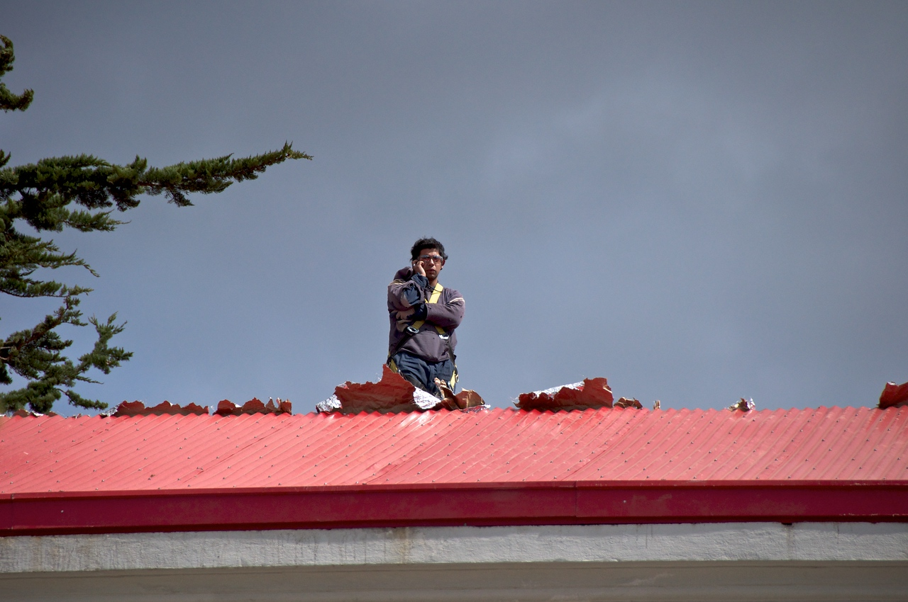 Security Observer on Roof2011-01-1211-56-19
