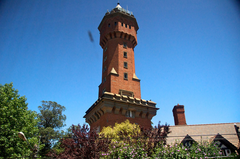 Originally a Water Tower    Converted into Most Exclusive Boutique Hotel in South America  2011-01-1813-40-23
