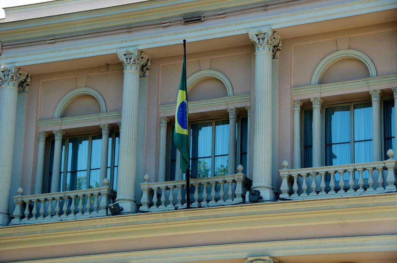 Brazil Embassy in Santiago2011-01-0222-03-08