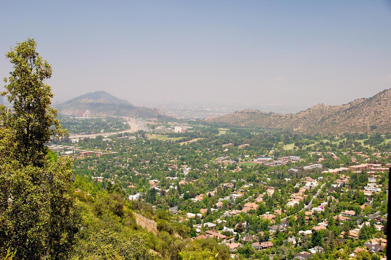 View of Santiago from Comeno El Condor2011-01-0223-52-12