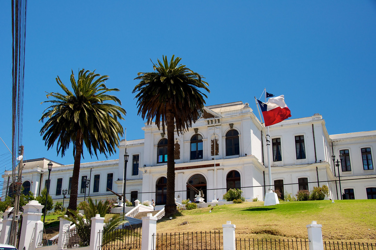 Chile Navy Admiral's Quarters in Valpariso2011-01-0401-29-28