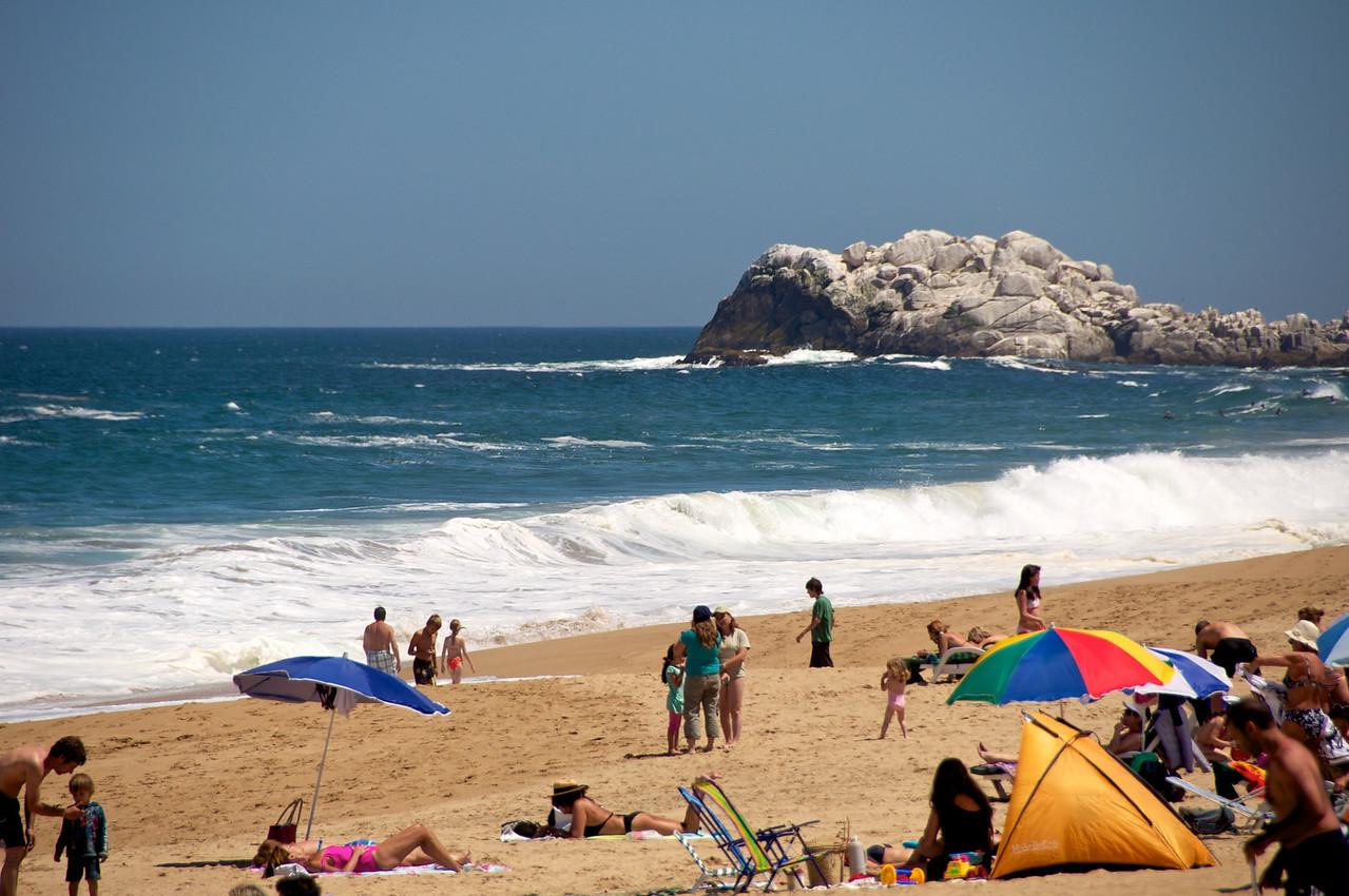 Beach at Vina del Mar 22011-01-0400-16-50