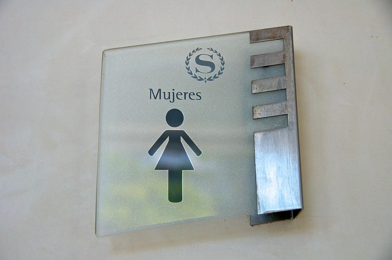 Bathroom Break at The Vina del Mar Sheraton2011-01-0400-40-52