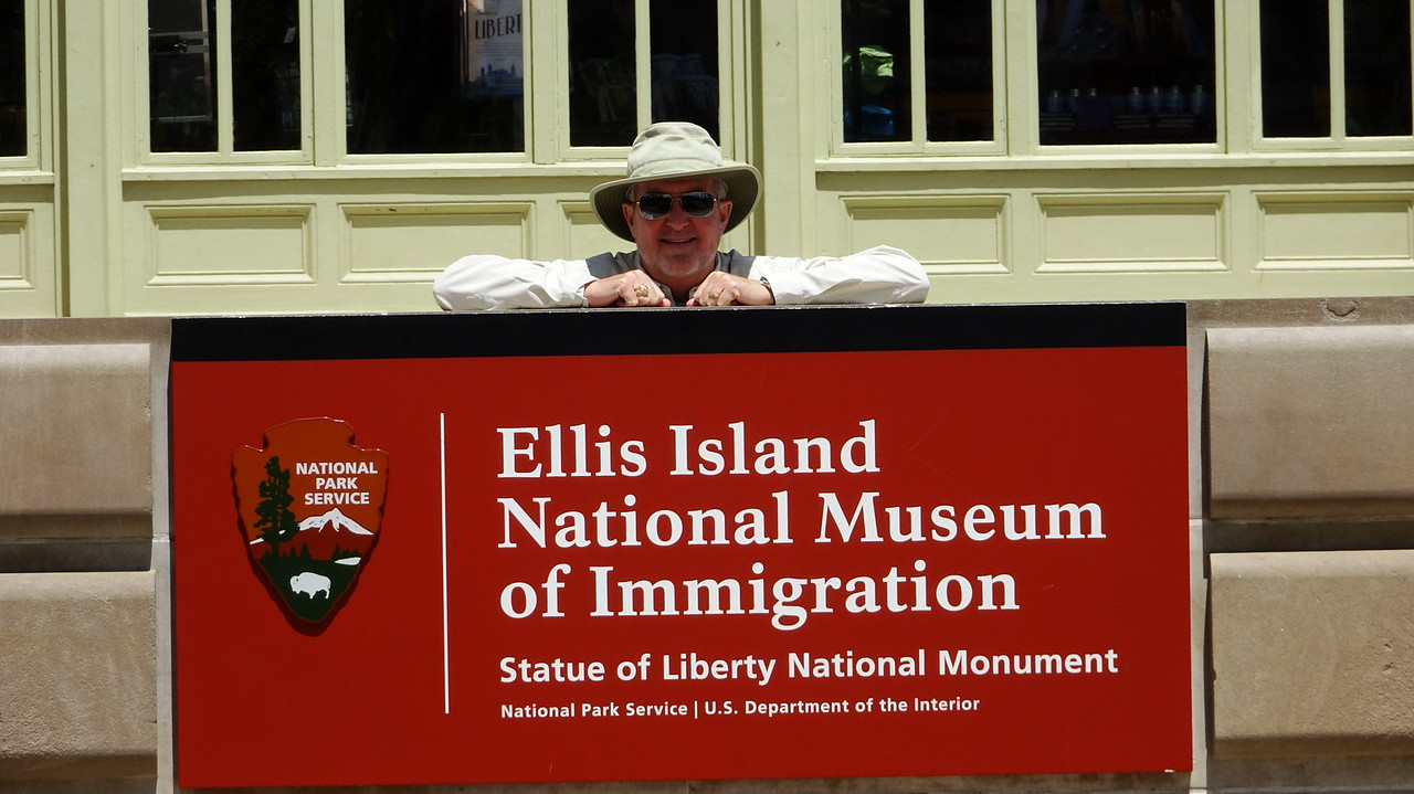We really enjoyed Ellis Island.