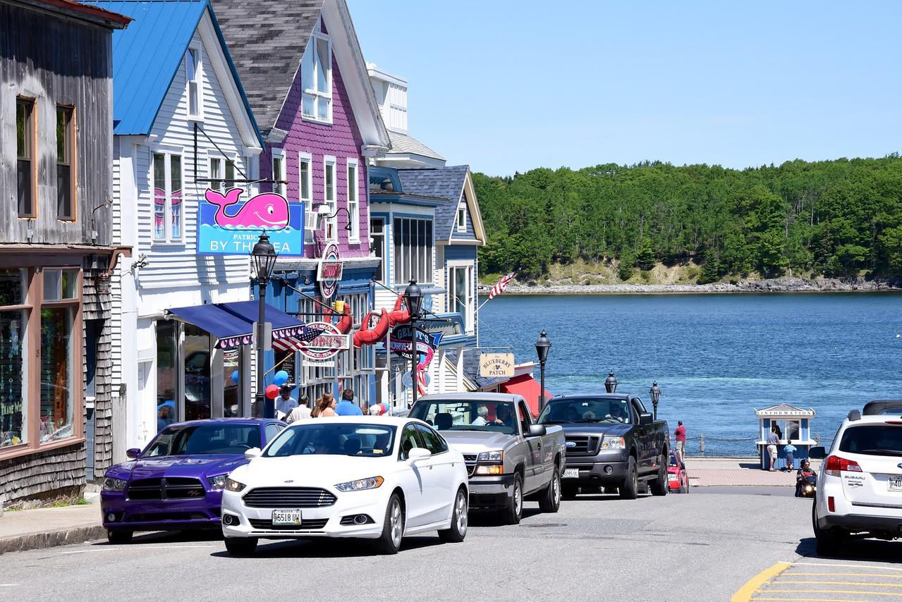 Quaint Bar Harbor