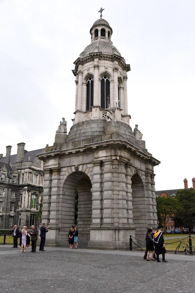 Part of Trinity College Campus