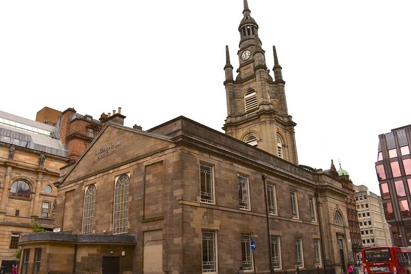 St  George's Tron Parish Church