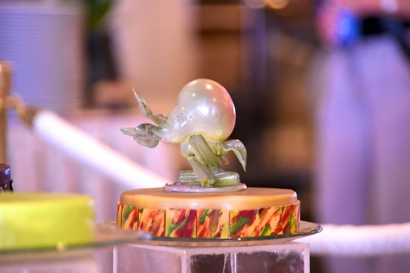 Sugar Sculpture Cake Topper