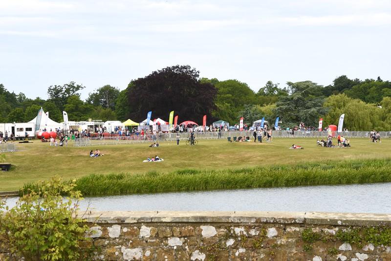 Part of The Triathlon