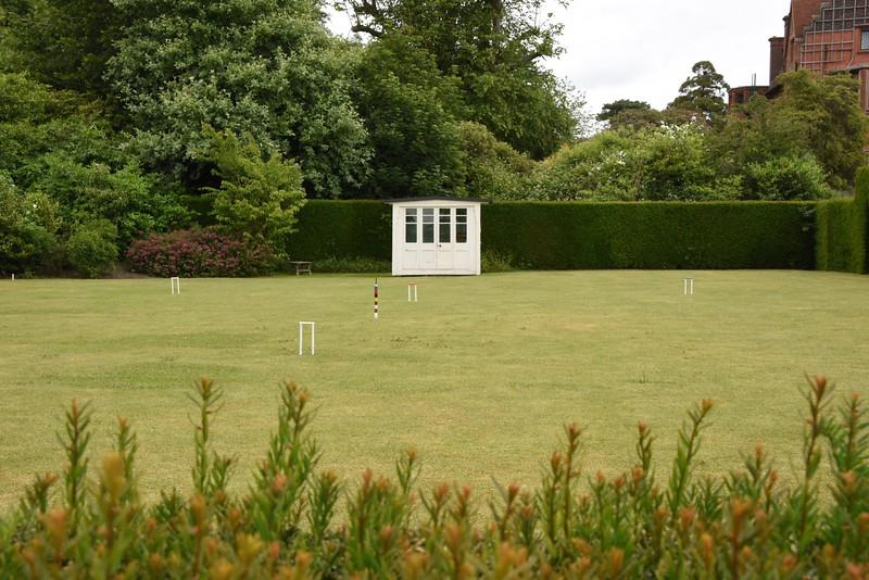 Croquet Field