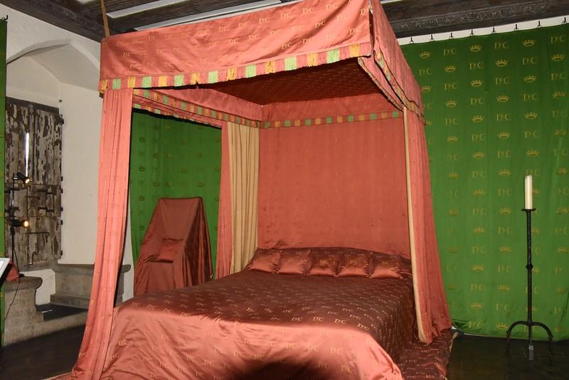 This is The Queen's Bedroom