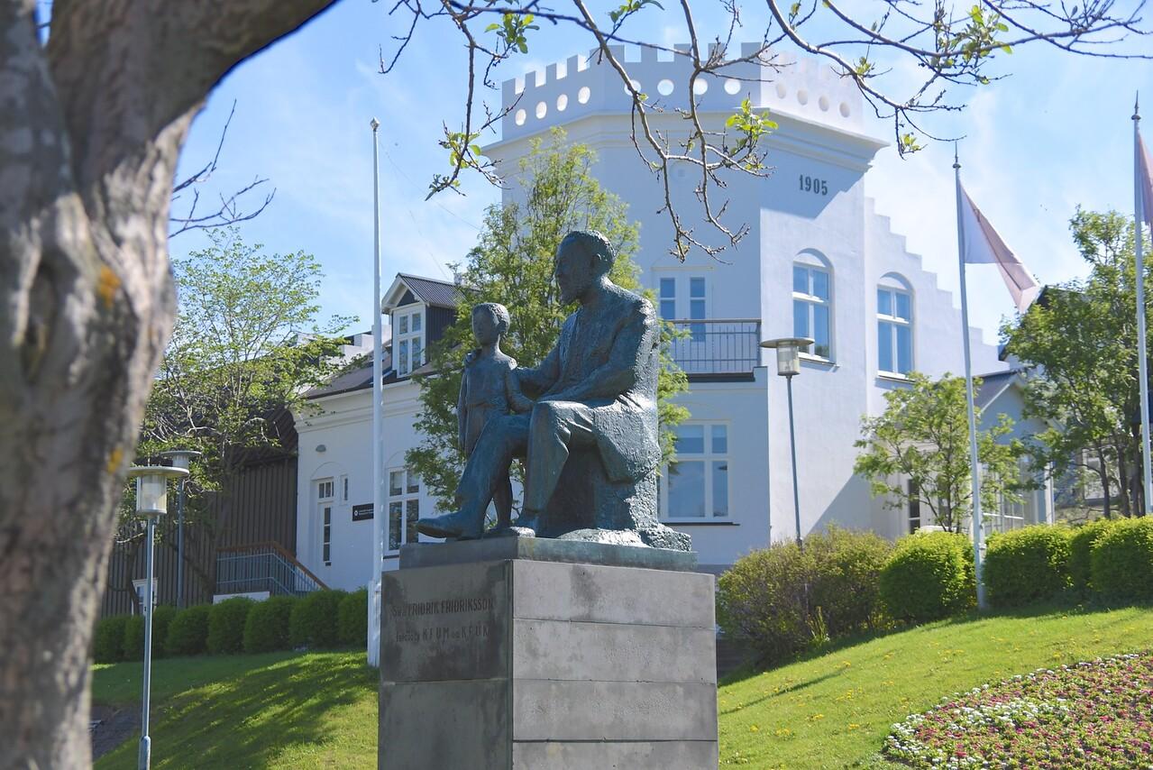 Sira Fridrik Fridriksson