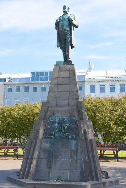 Jon Sigurdsson, Leader of Iceland's Independence Movement