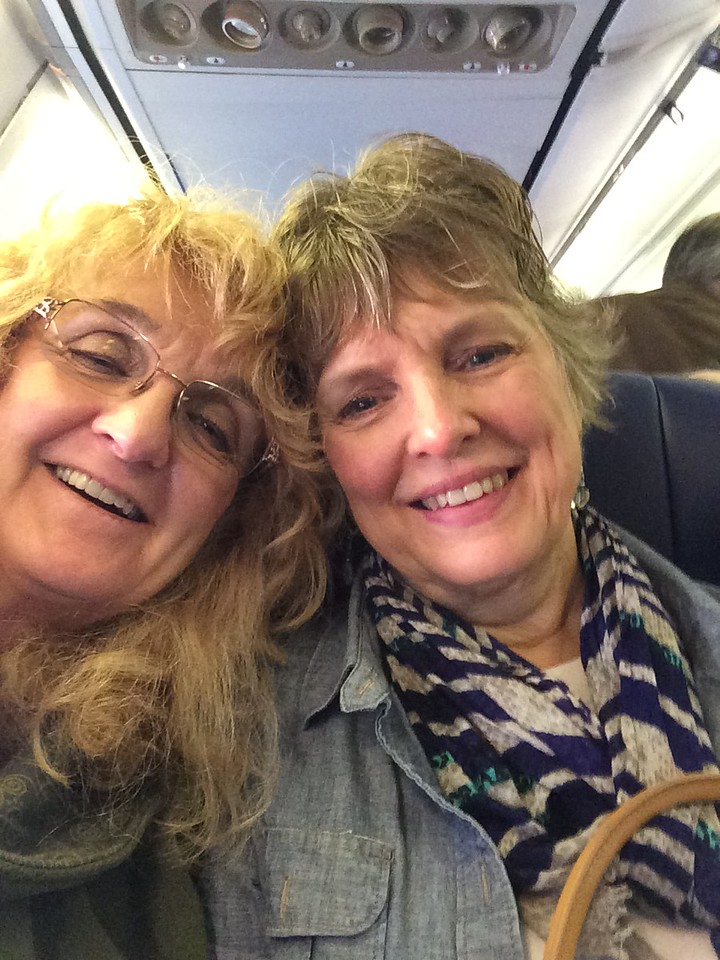 On the Southwest Airplane
