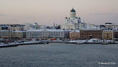 Helsinki Cathedral South Harbour Evening PDM 11-11-2016 16-05-43