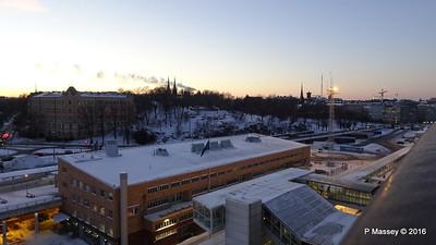 Silja Line Olympia Terminal Helsinki from Deck 12 SILJA SERENADE PDM 11-11-2016 16-18-28