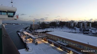 Silja Line Olympia Terminal Helsinki from Deck 12 SILJA SERENADE PDM 11-11-2016 16-18-23