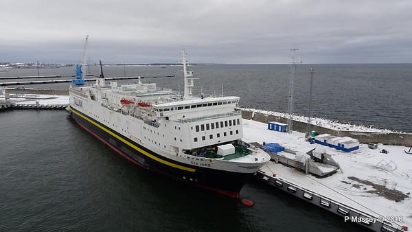 Tallinn Passenger Port 13 Nov 2016