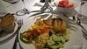 Lunch Aegean Restaurant Poseidon Deck 4 CELESTYAL NEFELI PDM 31-10-2016 13-07-19