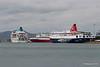 CELESTYAL NEFELI Departing NISSOS SAMOS SUPERFAST XII Piraeus PDM 28-10-2016 11-43-58